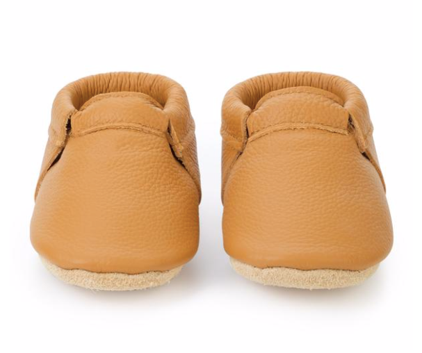 Bird Rock Baby Leather Moccasins