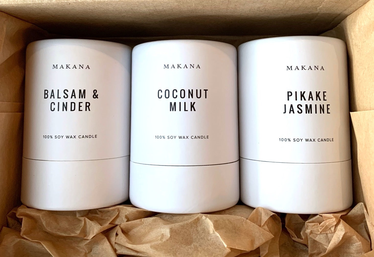 Makana Candles- 3pc. Gift Box for Mom