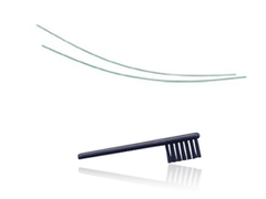 Hearing Aid Cleaning Brush and EarTube Cleaner