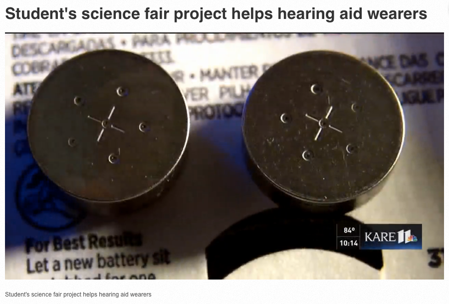 A Simple Trick To Extend The Life Of Your Hearing Aid Batteries By
