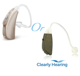 Phonak Bolero Q-M312 Open-Fit Hearing Aid