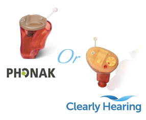 Phonak Virto Q Hearing Aid