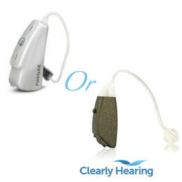Phonak Audeo Q RIC Hearing Aid