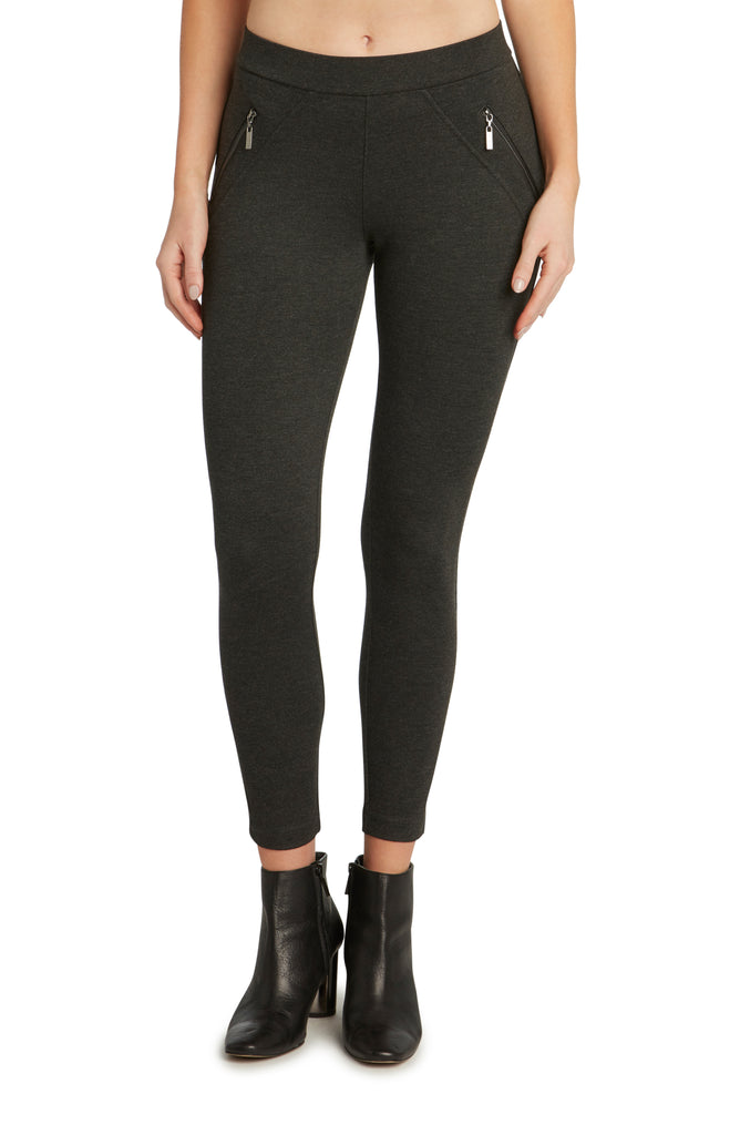 Houston Zipper Pocket Leggings