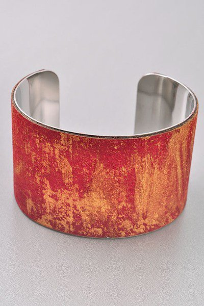 Steven Wick Wine Acrylic Cuff-All Products-STEVEN WICK