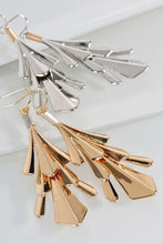Load image into Gallery viewer, Leaf Dangle Hook Earrings - stevenwick