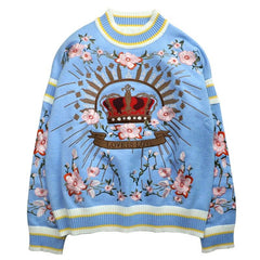 """""""Love Is Love"""" Knitted Sweater"""