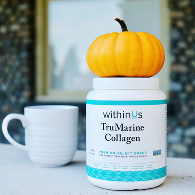 COLLAGEN POWERED PUMPKIN SPICE LATTE RECIPE ~ WITHINUS TEAM