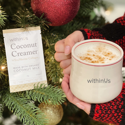 WITHINUS COCONUT NOG + TRUMARINE™ COLLAGEN
