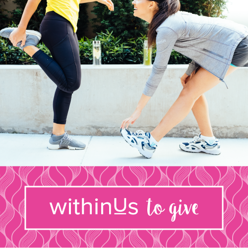 WITHINUS TO GIVE ~ WITHINUS TEAM