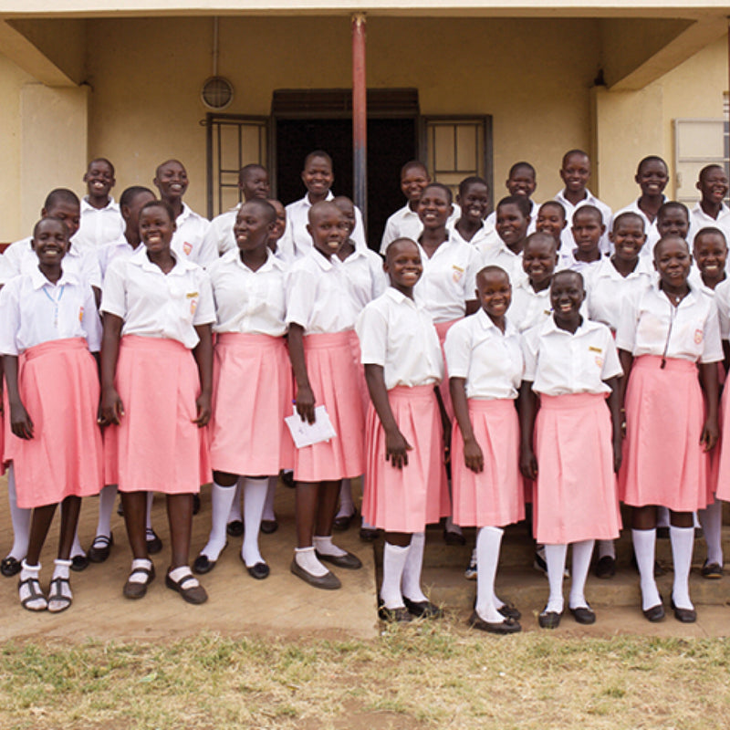HOW I BEGAN BUILDING SCHOOLS FOR GIRLS IN AFRICA ~ Lotte Davis
