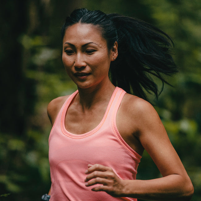 BEYOND THE FINISH LINE WITH LINDA WONG