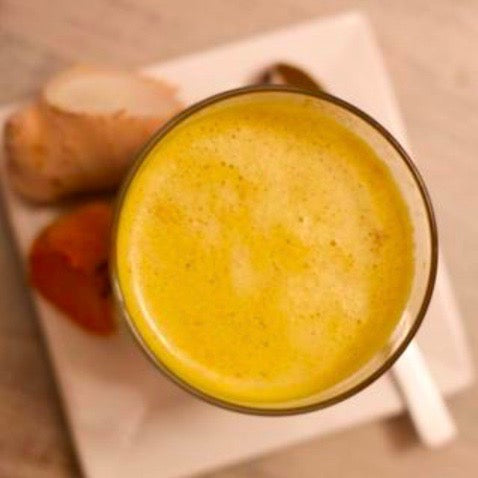 GOLDEN TURMERIC MILK ~ TEAM WITHINUS