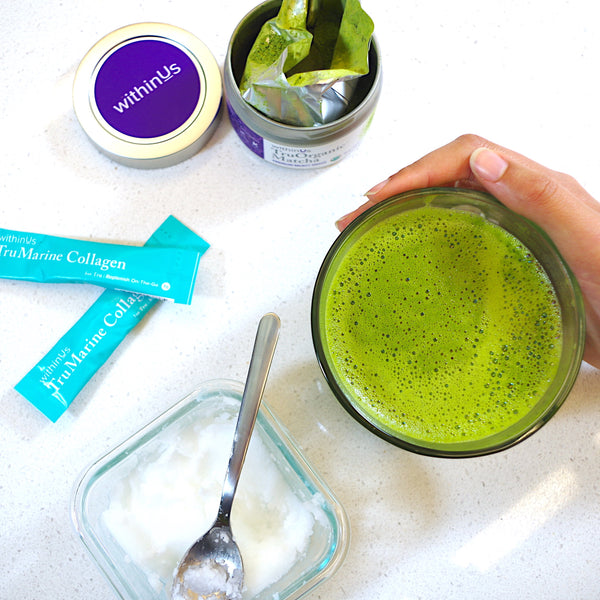 WITHINUS TIGHTROPE MATCHA - FOR A PERFECT BALANCE ~ WITHINUS TEAM