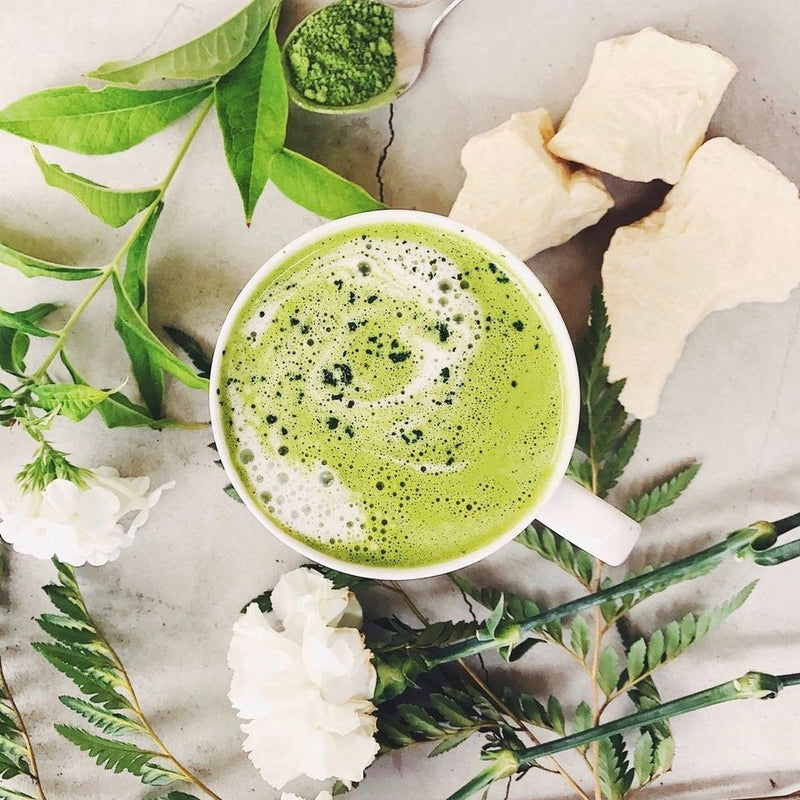 THE BENEFITS OF MATCHA & MY CAFFEINE JOURNEY ~ SISLEY KILLAM RHN
