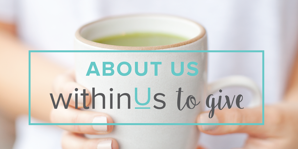 About Us - withinUs to give
