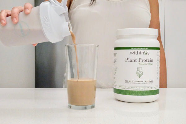 Collagen Protein Chocolate Shake Recipe