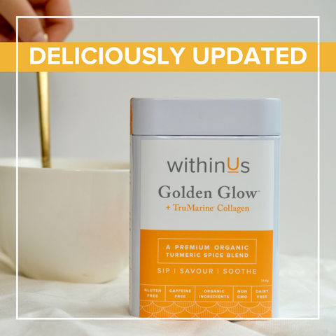 Turmeric Blend and Collagen