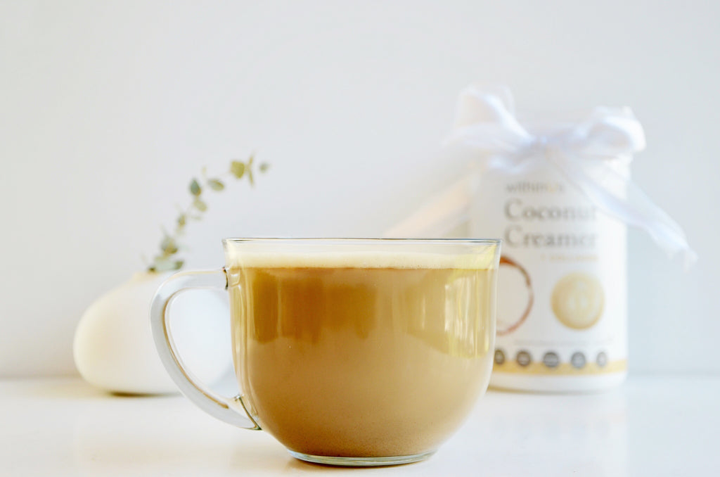 Collagen Coconut Peppermint Mocha Recipe
