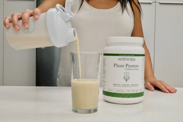 Collagen Protein Vanilla Shake Recipe