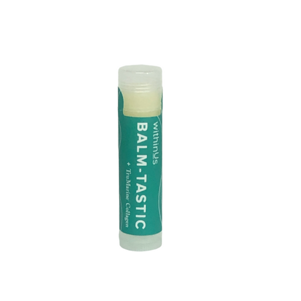 Collagen lip balm