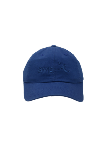 AVP Tonal Slouch Cap - Royal