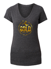 Load image into Gallery viewer, AVP Women's Foil Gold Series T-Shirt