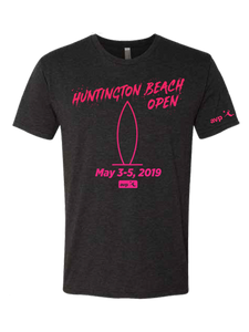 AVP 2019 Huntington Beach Open Event T-Shirt