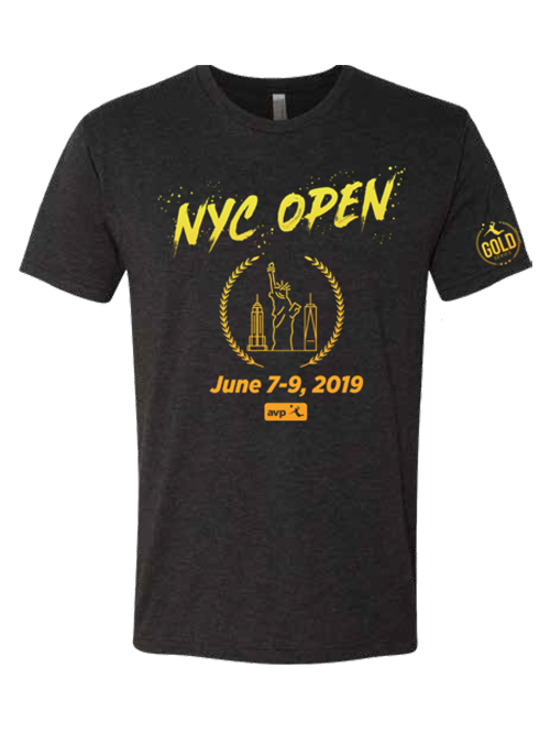 AVP 2019 New York Gold Series T-Shirt
