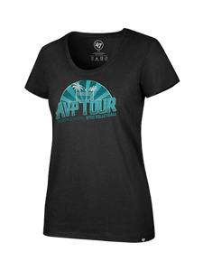 AVP Women's Bump Set Spike T-Shirt