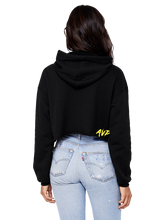 Load image into Gallery viewer, AVP Women's Jumpman Crop Hoodie