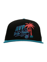Load image into Gallery viewer, AVP Outfield Neon Snapback Cap