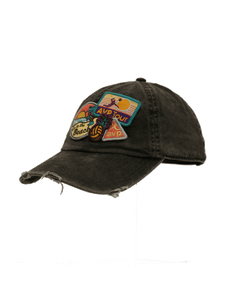 AVP Iconic Patch Adjustable Cap