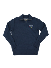 Load image into Gallery viewer, AVP Surf N' Turf Quarter Zip Jacket
