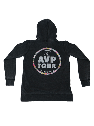 AVP Womens Drum Circle Full Zip Jacket