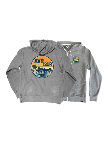 AVP Party Mix Stan Full Zip Hoodie