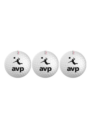 AVP Pinnacle 3 Pack Golf Balls