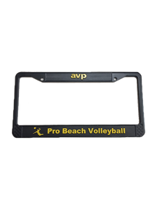 AVP License Plate Frame