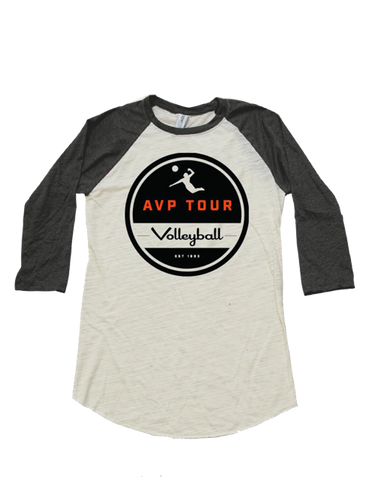 AVP Womens Coaster Raglan