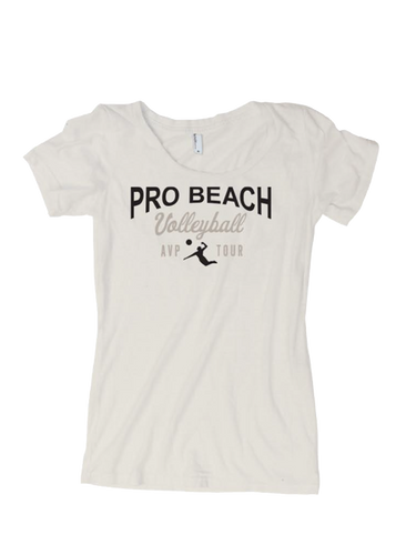 AVP Womens First Choice T-Shirt