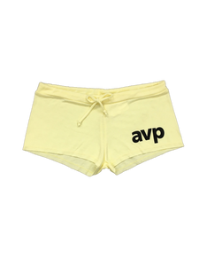 AVP Women's Palm Tree Hacci Short