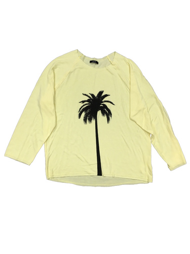 AVP Women's Palm Tree Hacci Sweatshirt