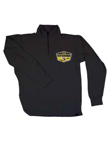 AVP Con Cleaver Legend Quarter Zip Jacket
