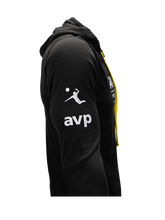 Load image into Gallery viewer, AVP Tour Lightweight Hoodie - Black