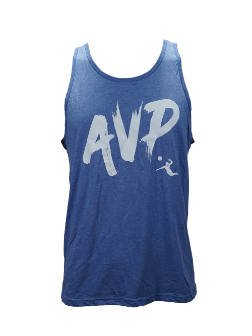 AVP Pure Heart Tank - Blue