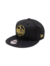 Load image into Gallery viewer, AVP 9FIFTY Gold Series Snapback Cap