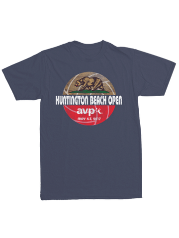 AVP Huntington Beach Open Event T-shirt