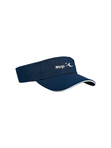 AVP Bunker Tech Visor- Navy