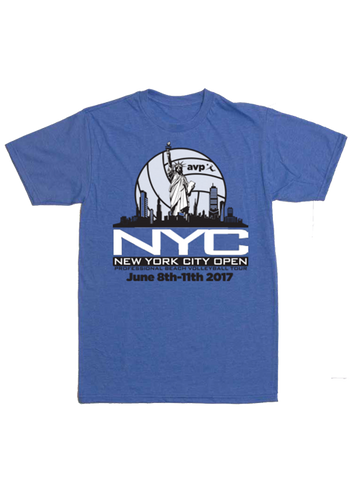 AVP New York City Open Event T-Shirt