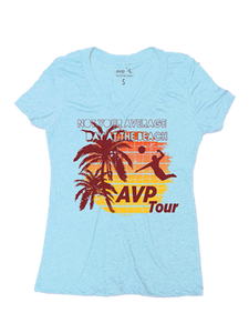 AVP Women's Better Life V-Neck
